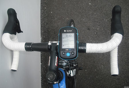 Bryton Rider 50 profile