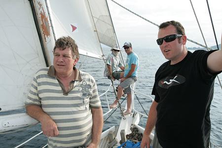 Barbary Sailing Boat