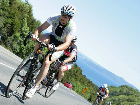 Lake Taupo Cycle Challenge 160km