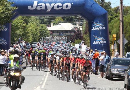 2011 Tour Down Under Stage 3