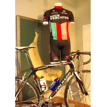 Rock Werchter Team Kit and Colnago