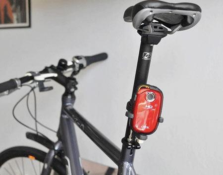 Rigidmount Otek rear facing video camera