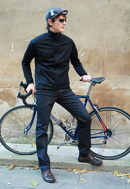 Pistard Bike Long Pants