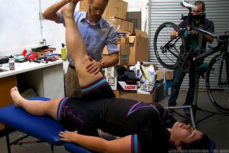 Retül Bike Fit - Flexibility