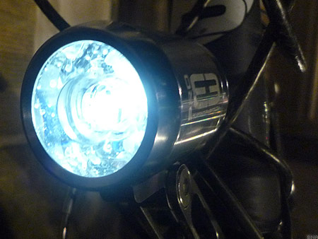 Supernova E3 Pro Headlight