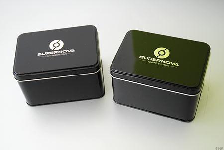 Supernova packaging
