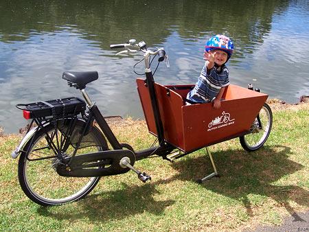 Bakfiets Dutch Cargo Bike