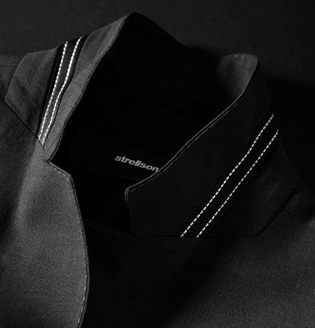 Strellson Suit Reflective strips