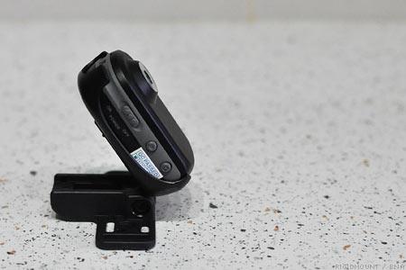 iDV bike camera