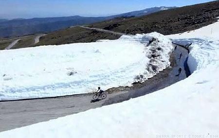 Cycle Tour Pico de Veleta