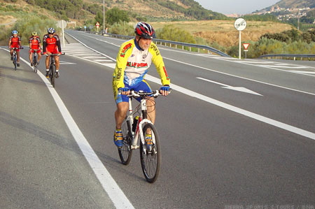 Cycle Tour Spain