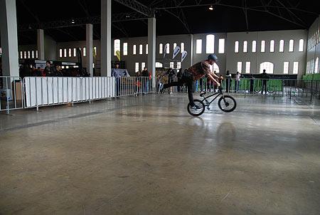 Bike Show activities