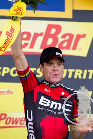 TDF Cadel Evans is looking the form this year