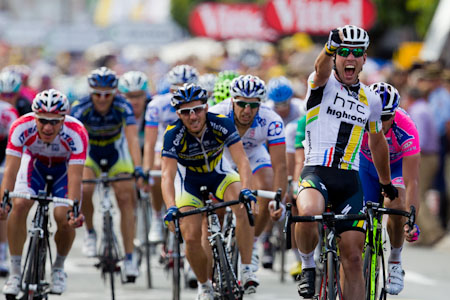 TDF Cavendish makes it two wins!