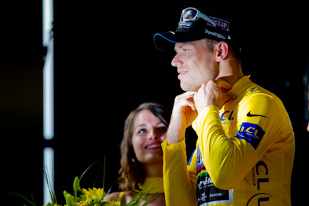 TDF Maybe Hushovd has seen the light