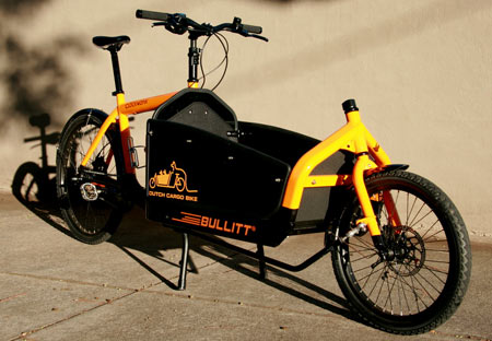 Bullit Clockwork Cargo Bike