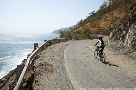 Tour de Timor Coast