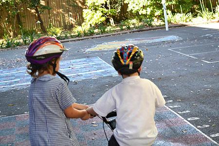 Kids Bike School