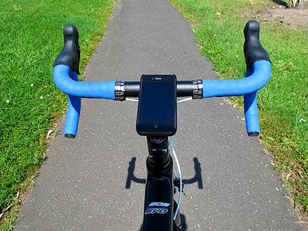 Quad Lock Case and Bike Mount