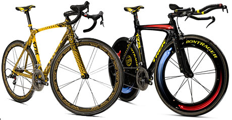 Lance Armstrong Giro Bikes