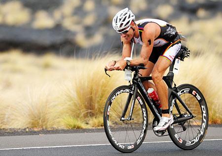Craig Alexander wins Hawaii Ironman