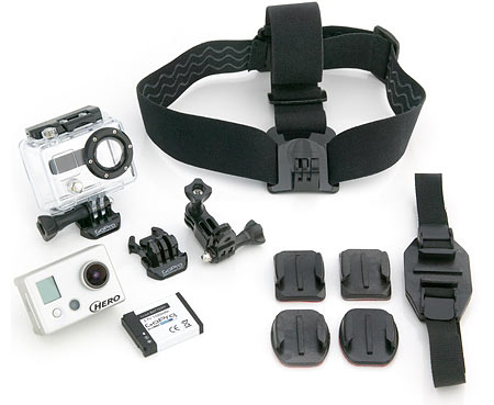 GoPro HD Camera Accessories