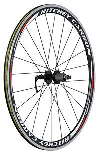 Ritchey Pro Carbon Apex Clincher Road Wheels 2010