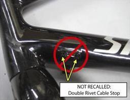 Double Rivet Cable