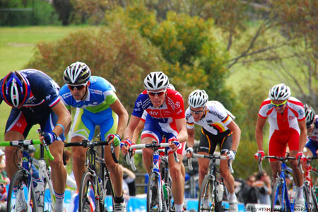 2010 UCI World Championships Melbourne: The Barrabool Roard climb should be underestimated