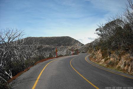 The Climbing Cyclist - Mt Hotham