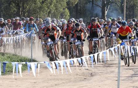 Back Yamma Bigfoot 2010 100km start