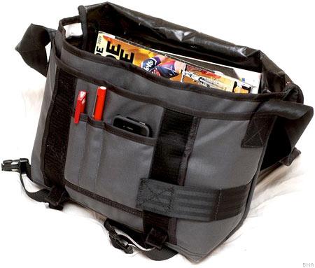 BOgear Papermunkey Messenger Bag