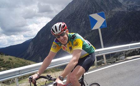 Trans-Pyrenees The climb of Bonaigua