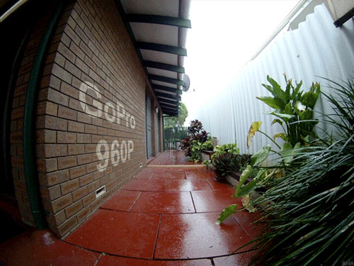 GoPro 960p