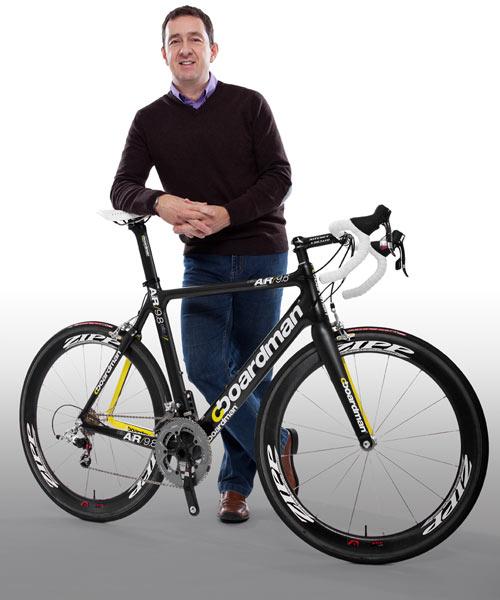 Chris Boardman Boardman Bikes