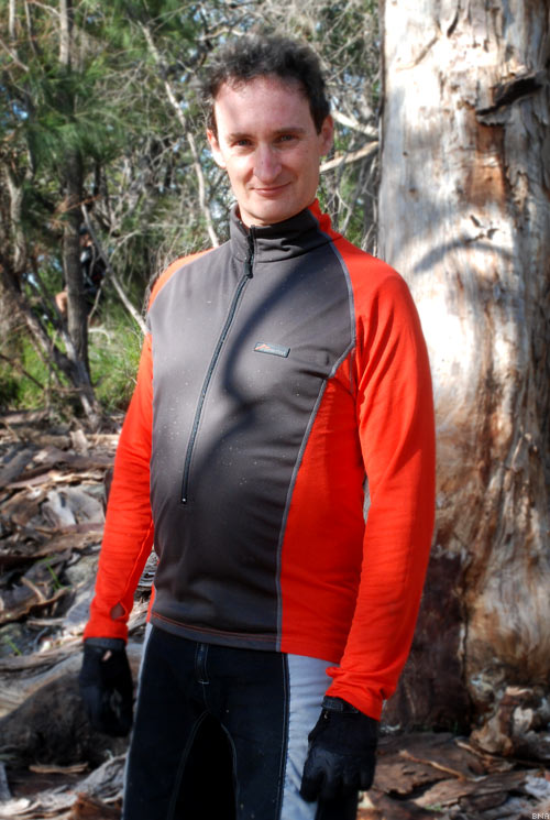 Ground Effect Baked Alaska Cycling Jacket