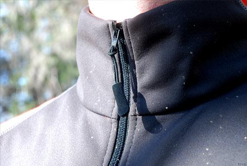 Cycling Jacket Collar