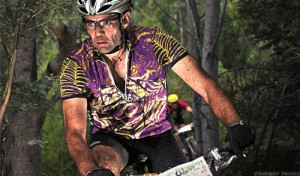 Hellfire Cup MTB event in Hobart