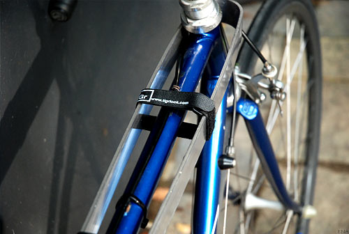 Tigr Titanium Bicycle Velcro