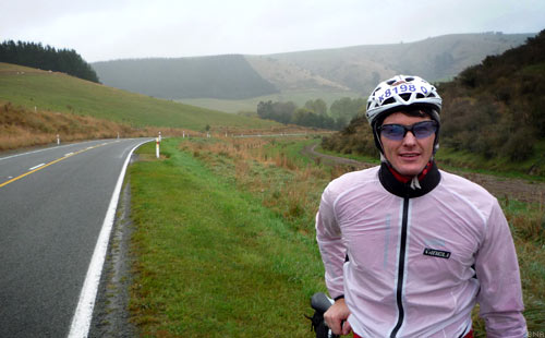 The Tour of New Zealand Fairlie to Geraldine