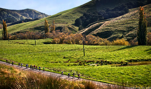 The Tour of New Zealand North Island
