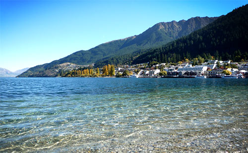The Tour of New Zealand - Queenstown