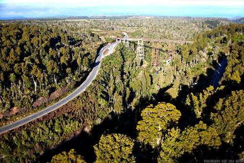 Tour of New Zealand Tongariro National Park