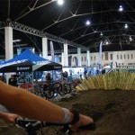 2012 Sydney Bike and Lifestyle Show MTB Track