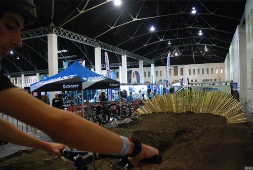 2012 Sydney Bike and Lifestyle Show MTB Track