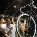 2012 Sydney Bike and Lifestyle Show Shimano Dura Ace