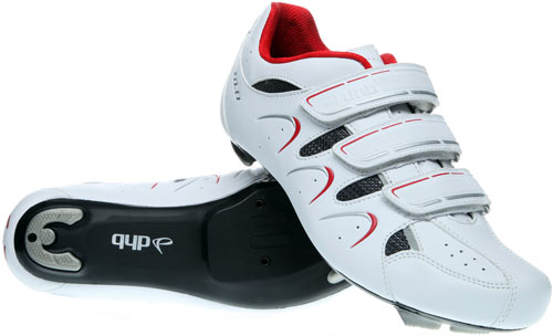 White dhb R1.0 Cycling Shoes