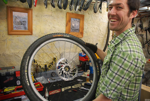 Aaron Dunford of Fusion Peak Bike Fitting