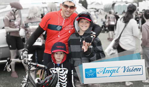 Angel Vision Fundraising Cycle Ride