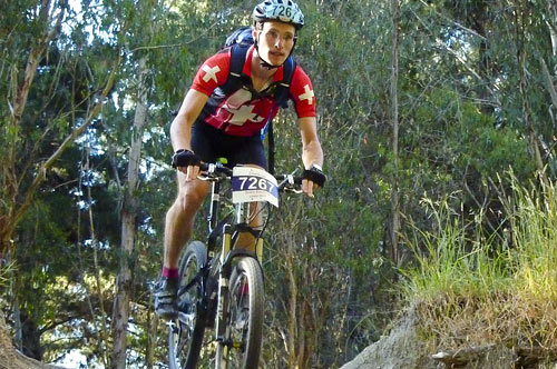 Huka Falls Mountain Bike Challenge